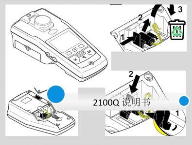 哈希2100Q浊度仪使用说明书