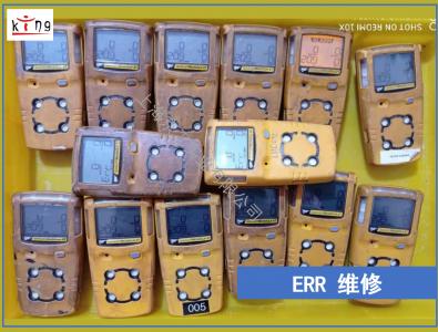 BW传感器显示ERR怎么维修