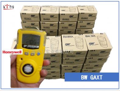 BW单一气体检测仪GAXT 升级为SOLO