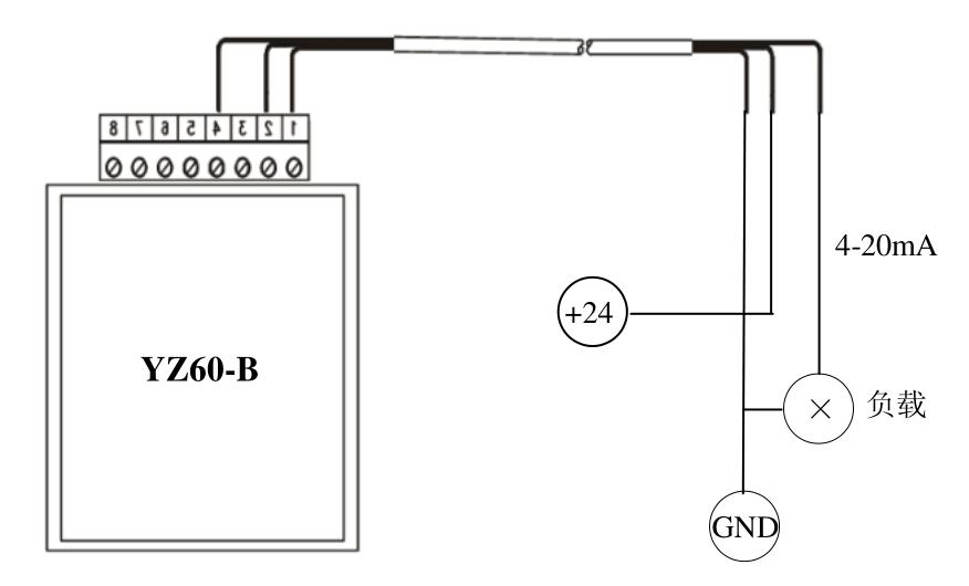 YZ60-B电气连接图