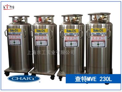 查特MVE自增压液氮供给罐DURY-CYL230LP现货供应