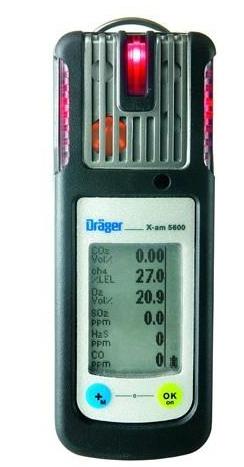 气体检测仪X-am5600