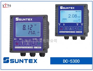台湾SUNTEX上泰溶氧量测试仪DC-5300