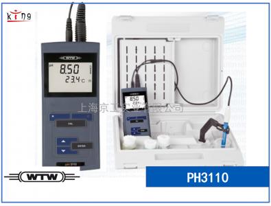 德国WTW便携式PH3110
