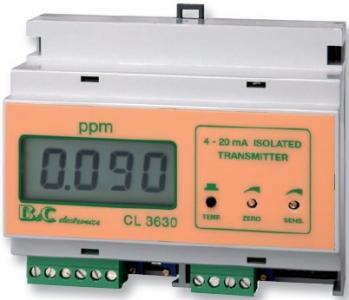 余氯变送器CL3630