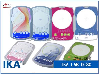 IKA LAB DISC便携超薄磁力搅拌器
